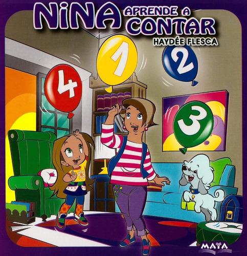 Nina Aprende A Contar - Libro - Haydee Flesca