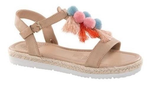 Sandalia Casual Price Shoes 20y4 Beige 170453