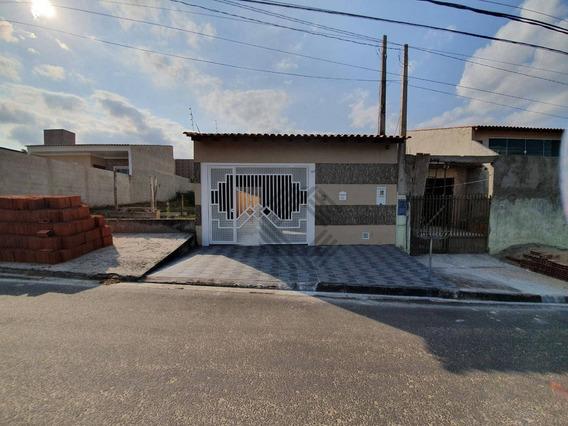 Casa Com 2 Dormitórios À Venda, 103 M² Por R$ 295.000 - Jardim Residencial Villa Amato - Sorocaba/sp - Ca6741