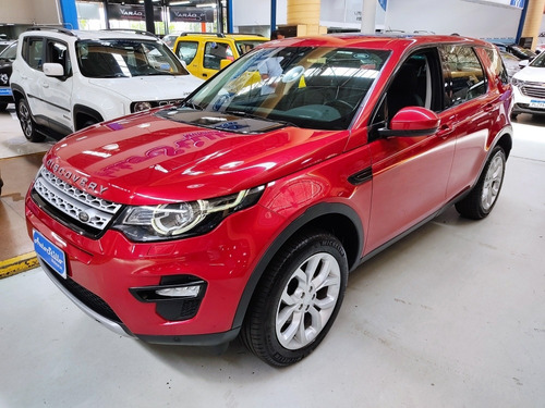 Land Rover Discovery Sport 2016 2.2 Sd4 Hse Black 5p