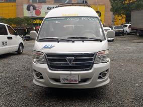 Foton Mini Van, 2013, 2771cc, Disiel,1 70000km, Mecanico
