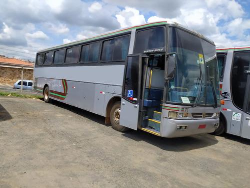 Onibus Rodoviario Mb O400 Busscar (marcopolo/comil/neobus)