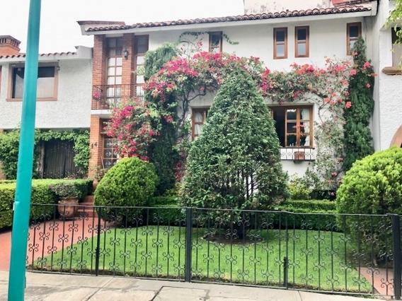 Vendo Casa En Condominio En Chimalistac En Paseo Del Rio