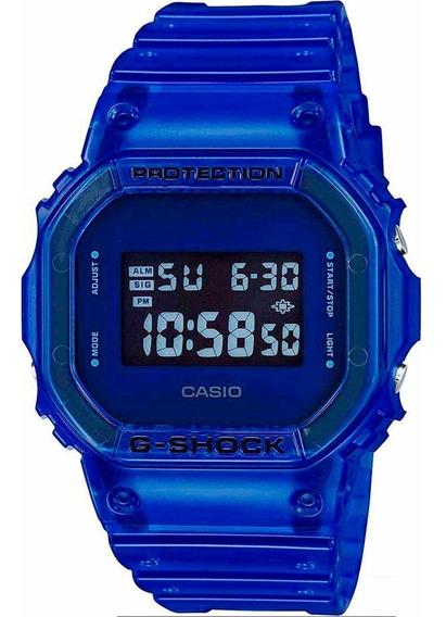 Relógio G-shock Original Dw-5600sb-2dr Nfe Garantia