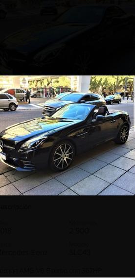 Mercedes-benz Clase Sl 3.0 Sl43 Amg Roadster 367cv 2018