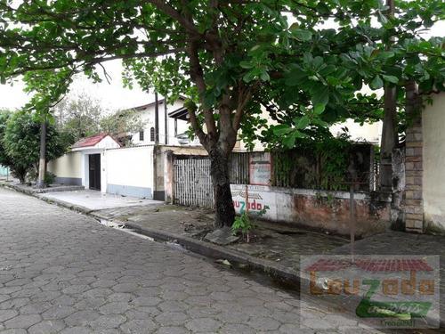 Terreno Para Venda Em Peruíbe, Centro - 2159_2-819903