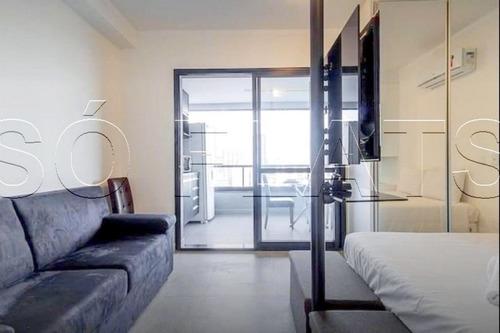 Apartamento Alto Padrão Na Vila Olímpia Para Venda - Sf32659