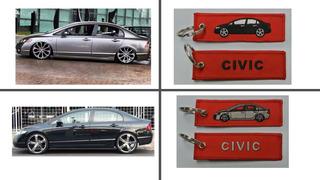 Remove Before Flight - Honda Civic- Chaveiro Importado