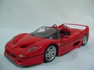 Miniatura Ferrari F50 Maisto Escala 1/18