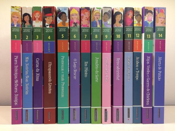 Coleção Garotas Da Rua Beacon Da Annie Bryant (14 Livros)