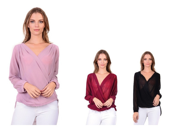 Blusa Capricho Collection Cmf-179
