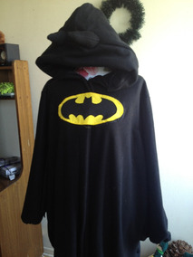 Kigurumi / Pijama Batman (todos Los Tamaños)