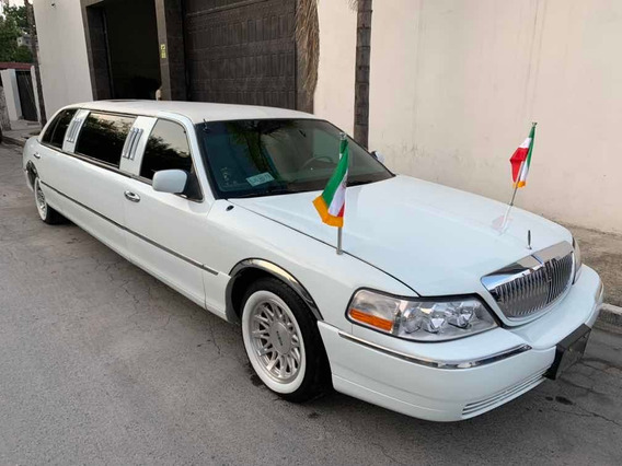 Ford Grand Marquis Limousina Lincoln