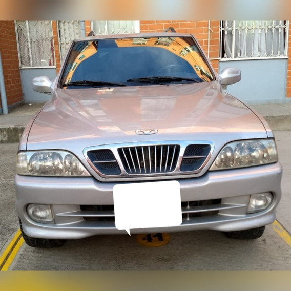 Ssangyong Musso Musso 2000