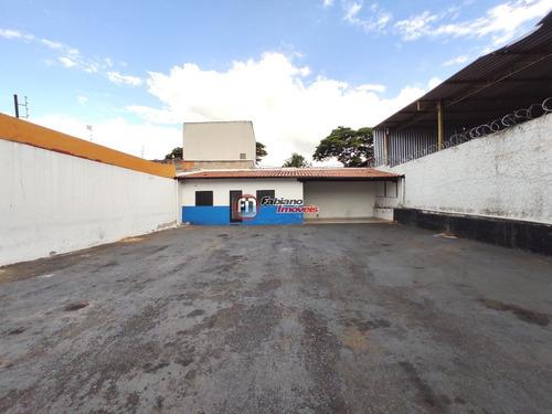 Aluguel Galpão Itapoã. - 3152
