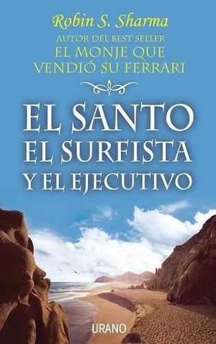 Imagen 1 de 2 de El Santo El Surfista Y El Ejecutivo - Sharma Robin