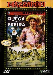 Mazzaropi Coleção O Jeca E A Freira - Filme Comédia