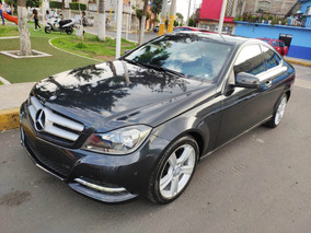 Mercedes-benz Clase C 1.6 180 Cgi Coupe At 2014