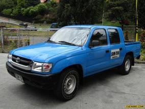 Toyota Hilux Et Mt 2400cc 4x2 Sa