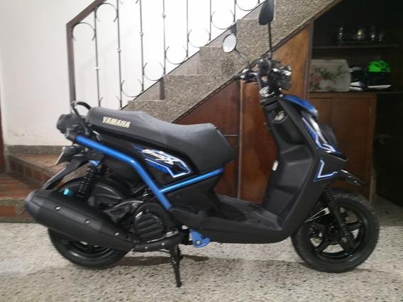 Yamaha Bws X 2016,kilómetros 9.970, Papeles Nuevos.