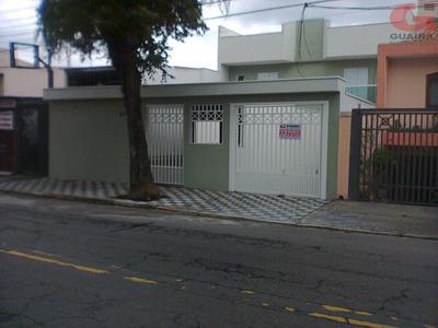 Cobertura Residencial À Venda, Vila Assunção, Santo André. - Co3475