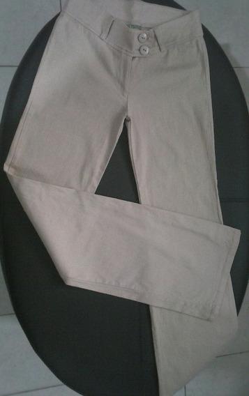 Pantalón De Vestir De Damas