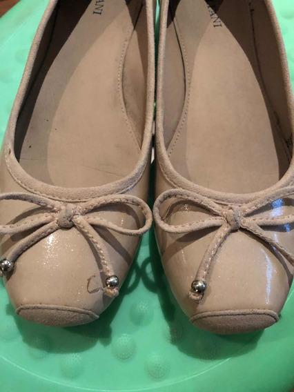 Zapatos Flats Alfani De Mujer