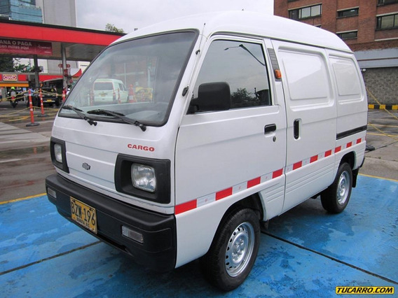 Chevrolet Super Carry Van
