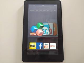 Amazo Kindle Fire Ebook Tablet
