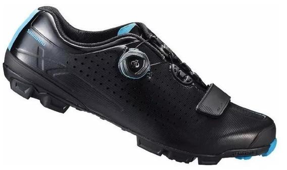 Zapatillas De Ciclismo Shimano Xc7 Mtb -runner Bike Belgrano