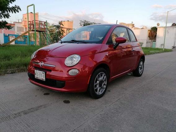 Fiat 500 1.4 Pop At 2013