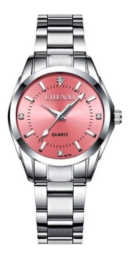 Relógio Feminino Importado Chenxi Original Pronta Entrega