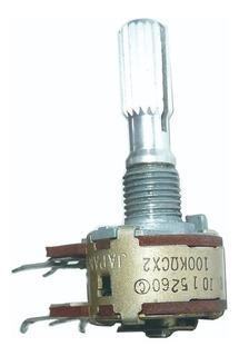 Potenciometro Amplificador Sansui 100k 6p Original Japon