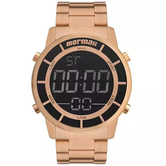 Relógio Mormaii Feminino Mobj3463df/4j Original Barato