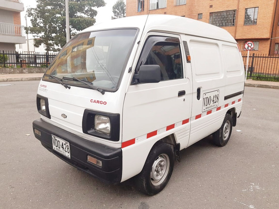 Chevrolet Super Carry 2005 Van Cargo Pública Dfm Hafei N200
