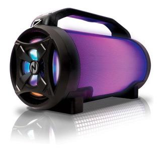 Parlante Portátil Noganet Boombox Bt Speaker Con Karaoke!!!