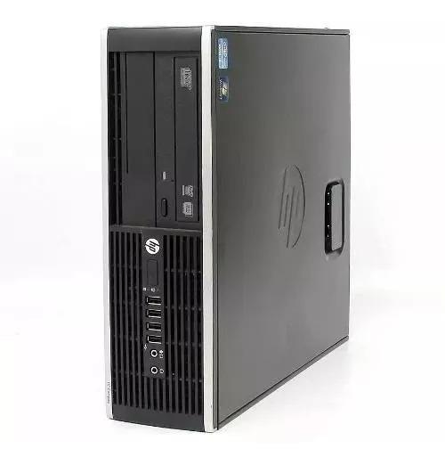 Cpu Hp 8200 Pro Sff Intel Core I5 2400 4gb 500gb Dvd Wi-fi