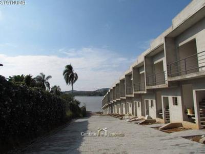 Casa De Condomínio À Venda Em Atibaia - Cc-0022-1