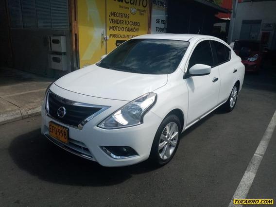 Nissan Versa 1.6
