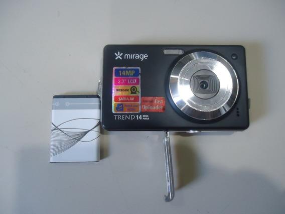 Câmera Digital Mirage Trend ( Leia O Anuncio )