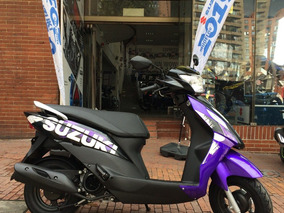 Suzuki Lets - Llévame Desde $ 4.400 Diario