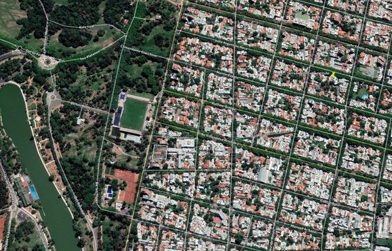 Terreno Mendoza Frente Al Parque Gral San Martin