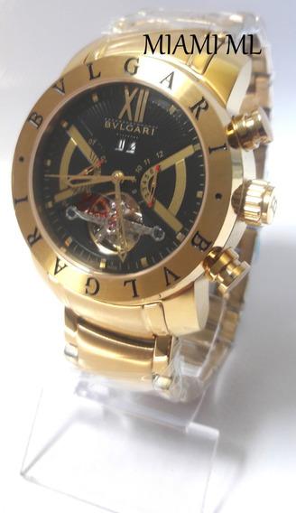 Relógio Bvlgari Automático X Funcional Original