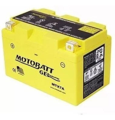 Mtx7a Motobatt Bateria Kasinski Mirage 150 2009-2013