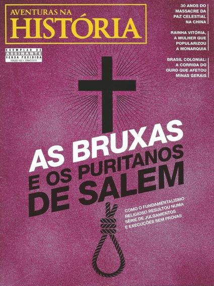 Revista Av. Na História - Ed 193: 06/19 - As Bruxas De Salém
