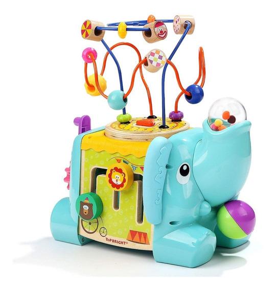 Elefante Cubo Actividades Prono Juego Didactico Top Bright