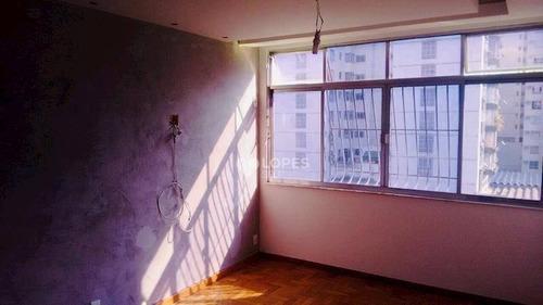 Apartamento Com 3 Dormitórios À Venda, 75 M² Por R$ 520.000,00 - Santa Rosa - Niterói/rj - Ap31859