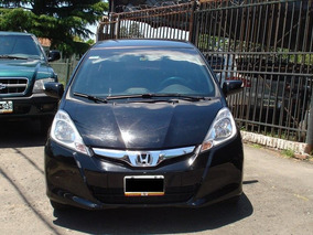 Honda Fit 1.5 Ex Mt Modelo 2012 Color Negro !!!