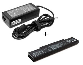 Kit Bateria + Fonte Carregador Samsung - Novo