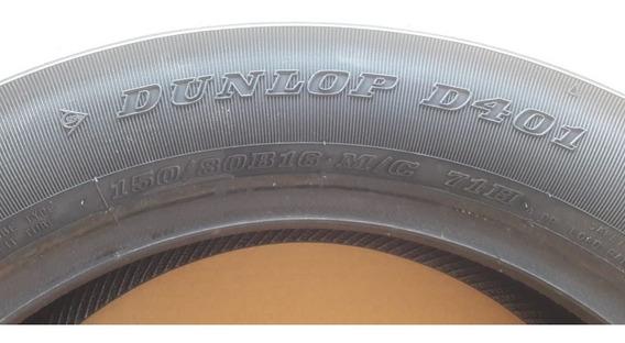 Pneu Traseiro 150/80-16 Dunlop D401 Harley Heritage Original